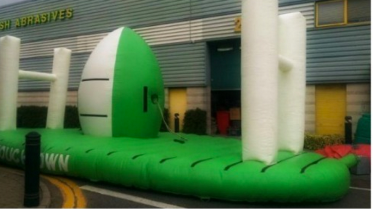 Giant Inflatable Touchdown