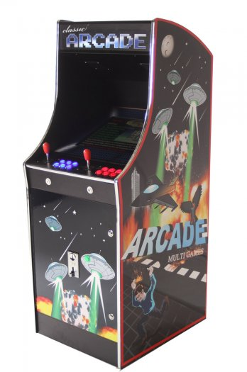 Cosmic Retro Arcade